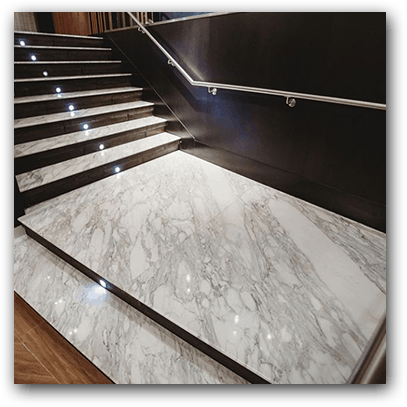 Stairs Countertop